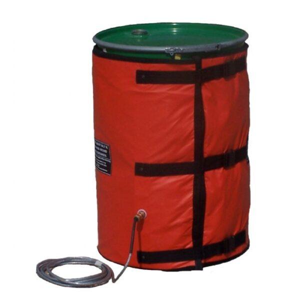 55 gallon hazardous area rated drum heater by Inteliheat - 2D-Z1