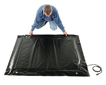 120V 95W 2' x 2' Extra Hot heating blanket by Powerblanket - EH0202