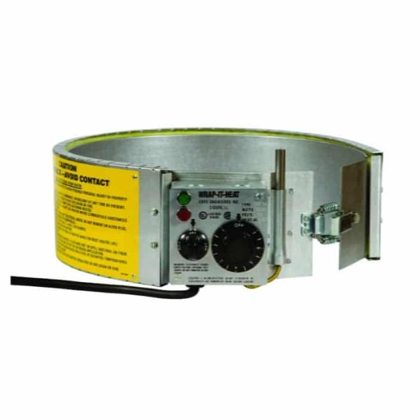16 gallon metal drum heater - TRX-16-120