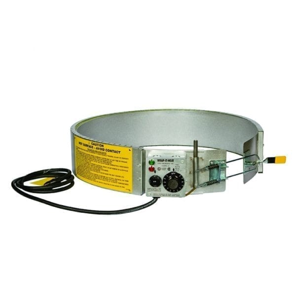 55 gallon metal drum heater - TRX-55-240