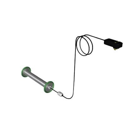 "120V 1000W 19-1/4"" long portable baptistry heater by IHC - BPH10"