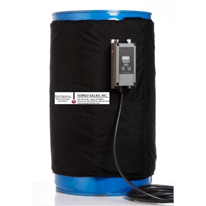 55 gallon drum heater with digital controller by Gordo - CHR55-120