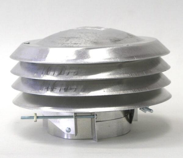 """4"""" Combustion Air Termination Cap"""