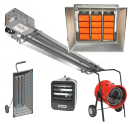Heavy-Duty Comfort Air Heaters