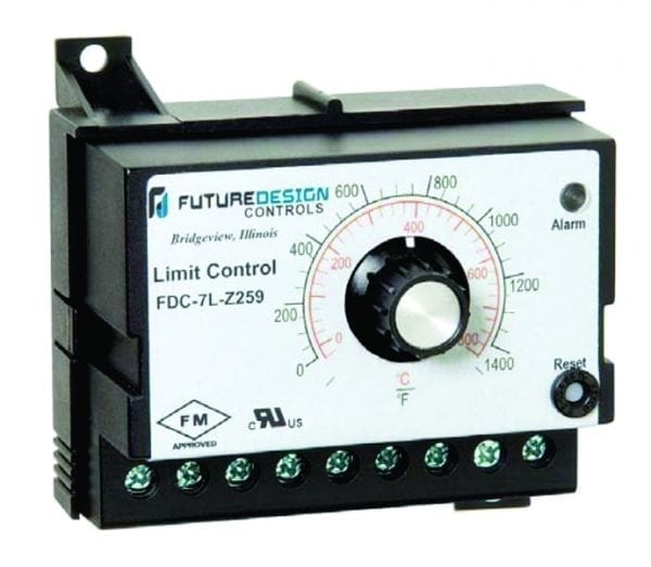 FM Approved Limit Control FDC-7L