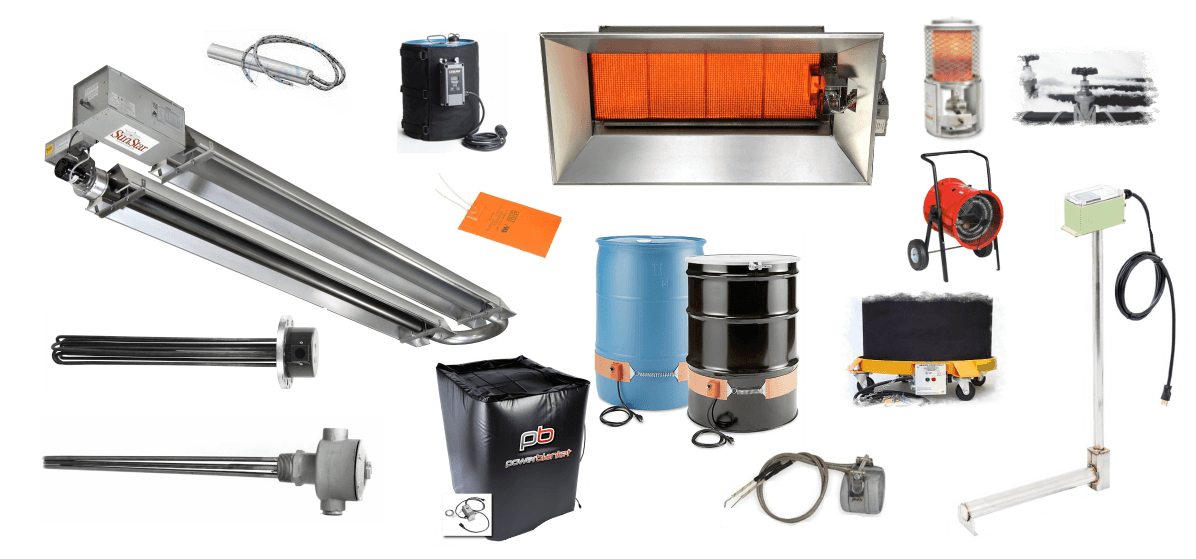 Specialized Industrial Heating Systems