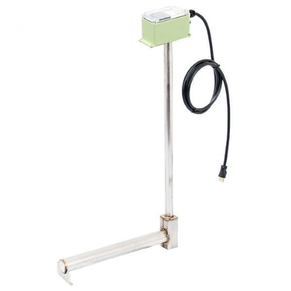 Immersion tote heater adjustable stat by IHC - PTHDWSL1.8-1