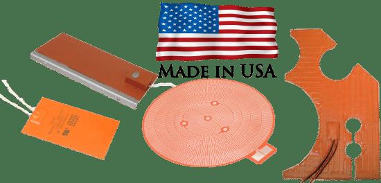silicon rubber heaters