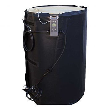 30 gallon drum heater with digital controller by Powerblanket - BH30-PRO