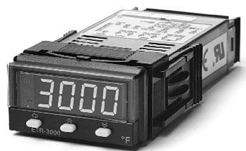1/32 DIN PID temperature controller by Gordo -ETR-3000