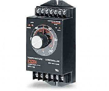 Sub Panel Mount Temperature Control or High Limit by Ogden - ETR-4