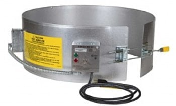 55 gallon metal drum heater - LIM-55 E/W