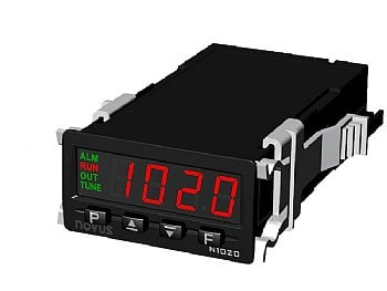 1/32 DIN PID temperature controller by Novus - N1020