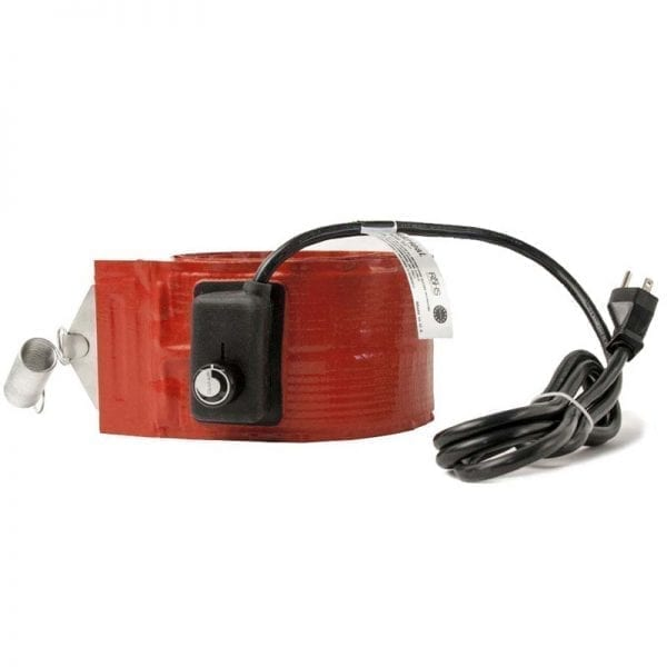 55 Gallon EXTRA Heavy Duty 4″ Wide Drum Heater With 50-425F Thermostat – DHCH15