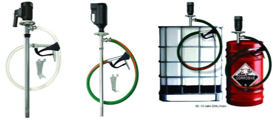 Drum & Tote Pumps
