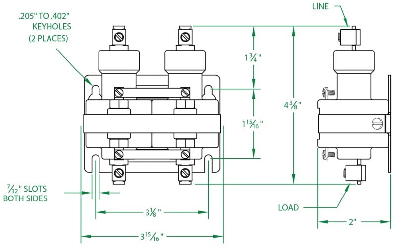 120vac Relay Coil Schematic Diagram. . Wiring Diagram on