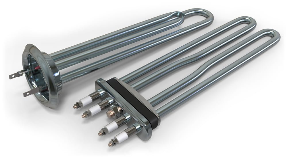 maintenance electric immersion heaters