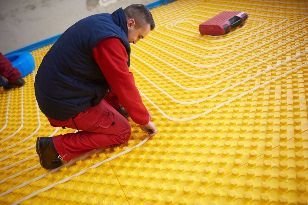 benefits radiant floor heating systems