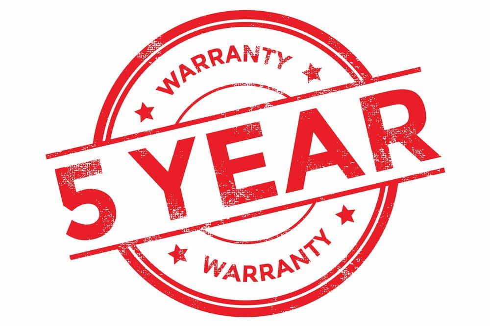 manufacturer warranties process heating equipment